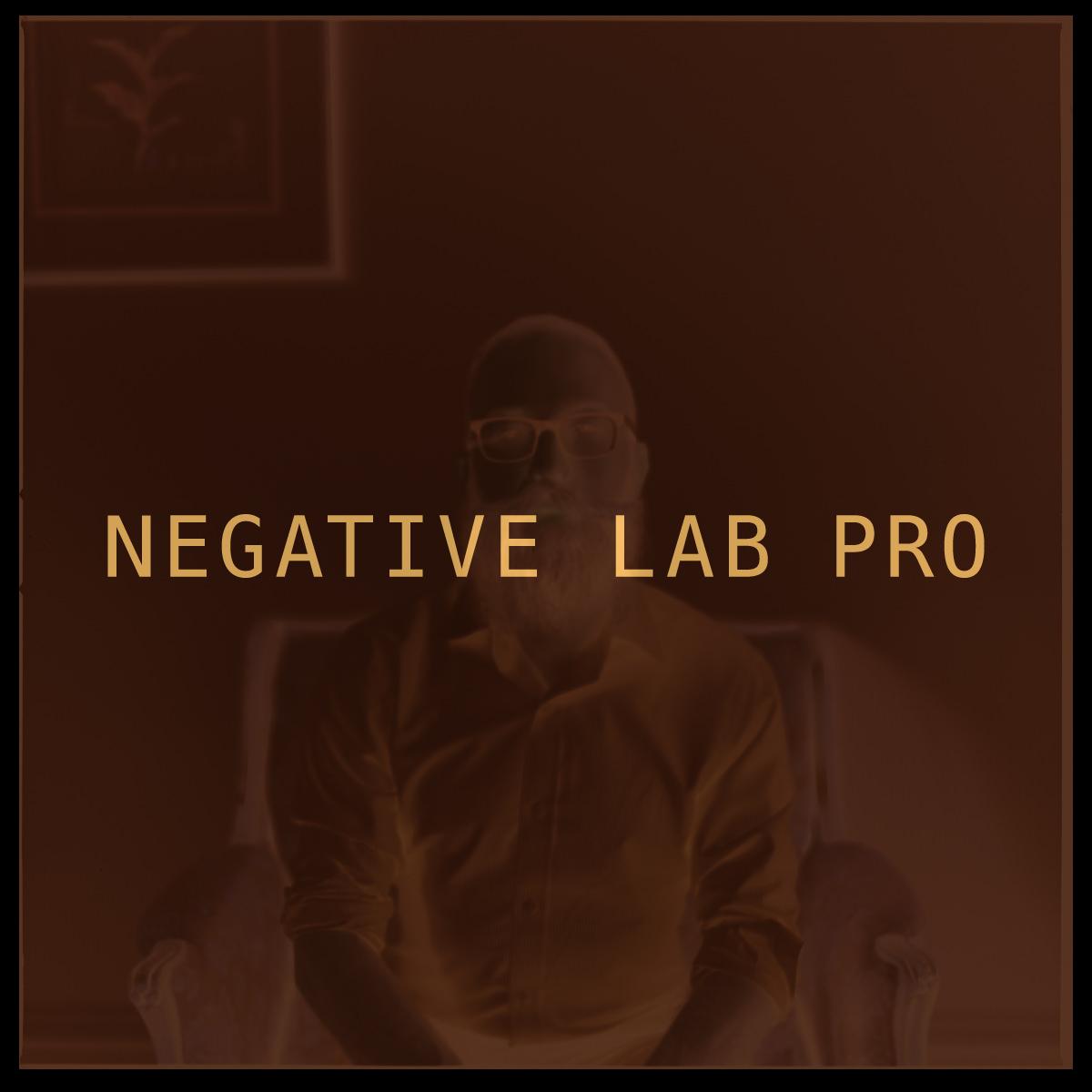 Guide   Negative Lab Pro